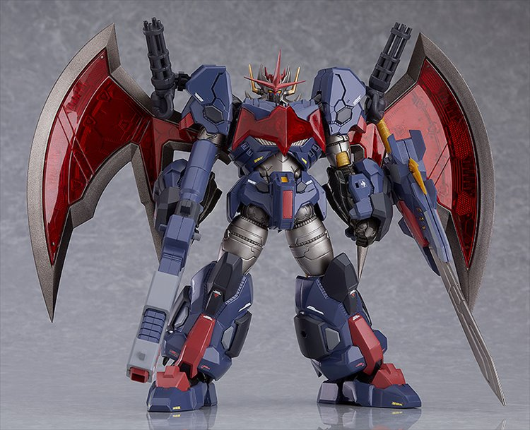 Mazinkaiser - Armed Mazinkaiser Go-valiant Moderoid Model Kit
