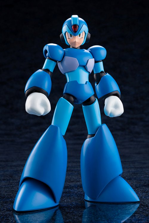 Mega Man X - 1/12 Mega Man X Model Kit