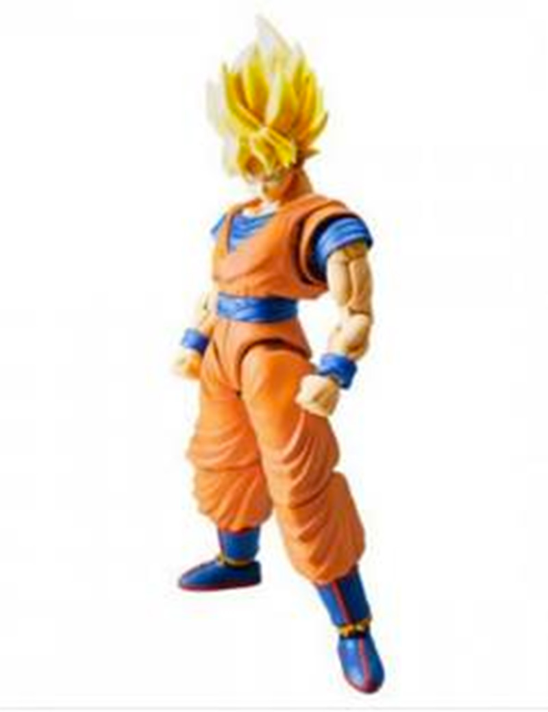 Dragon Ball Z - Super Saiyan Son Goku Renewal Ver. Figure Rise