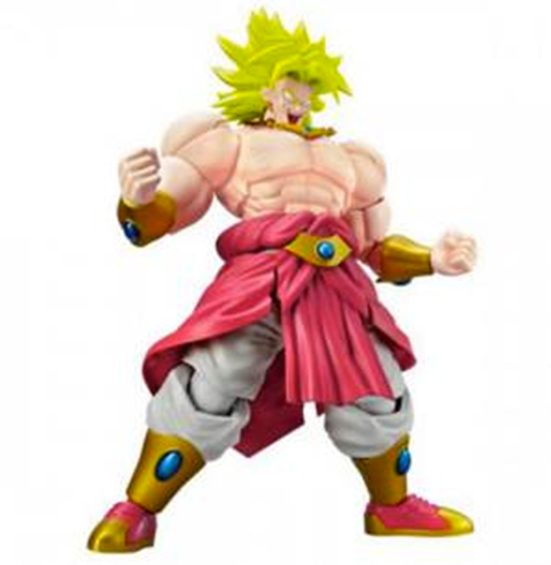 Dragon Ball Z - Super Saiyan Broly Renewal Ver. Figure Rise