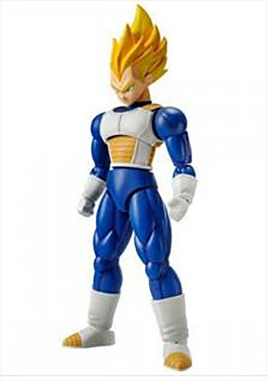 Dragon Ball Z - Super Saiyan Vegetta Renewal Ver. Figure Rise