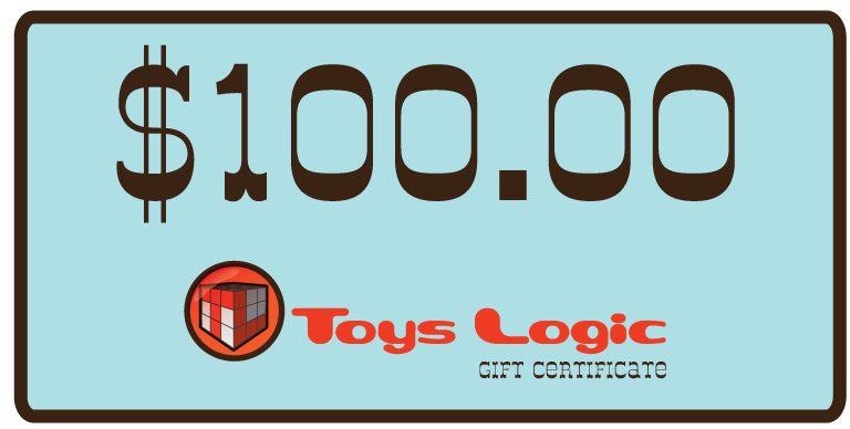 Toyslogic $100.00 Gift Card