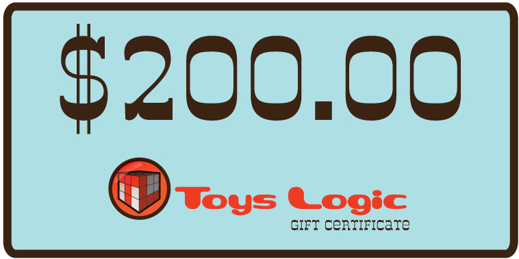 Toyslogic $200.00 Gift Card