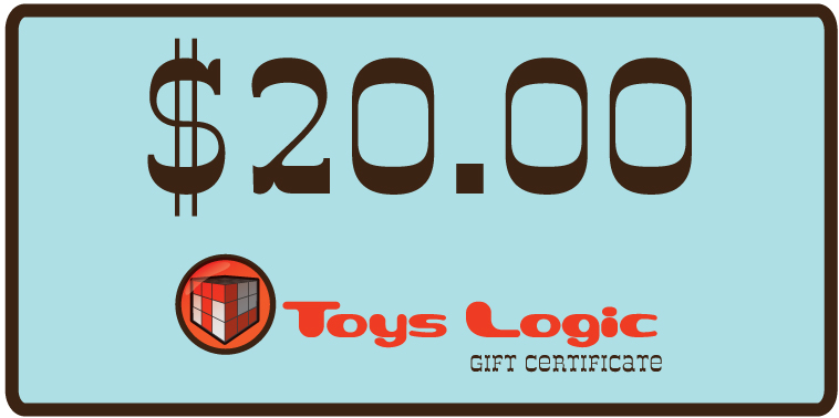 Toyslogic $20.00 Gift Card
