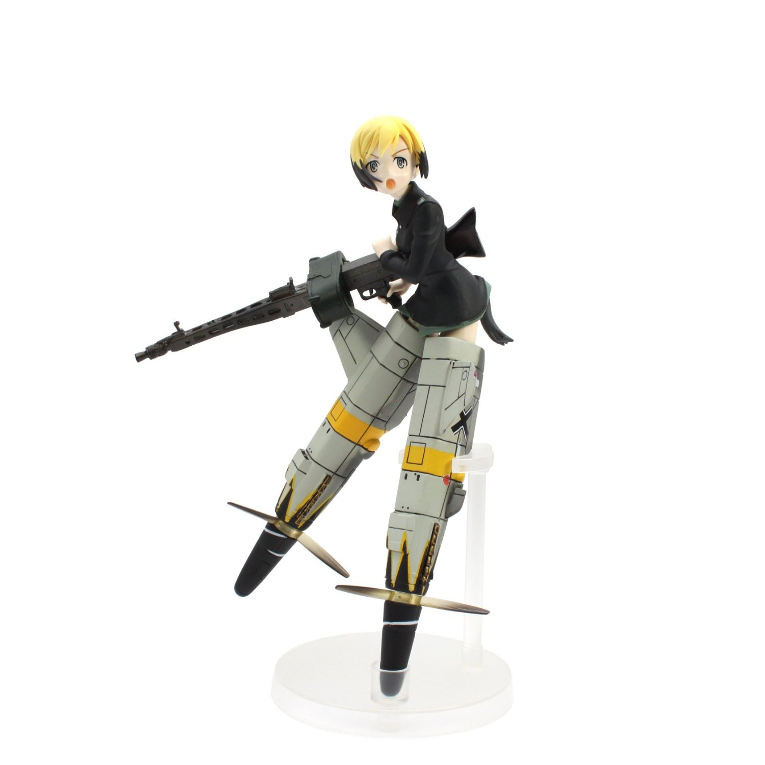 Strike Witches - Erica Hartmann High Quality FuRyu Figure