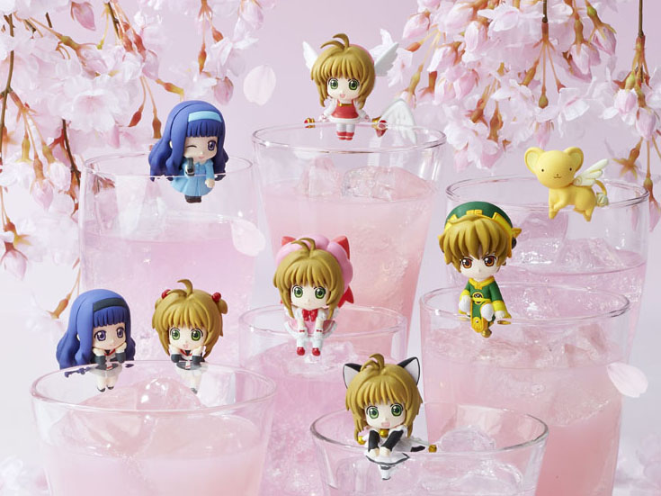 Cardcaptor Sakura- Tea Time Ochatomo Series- Single BLIND BOX