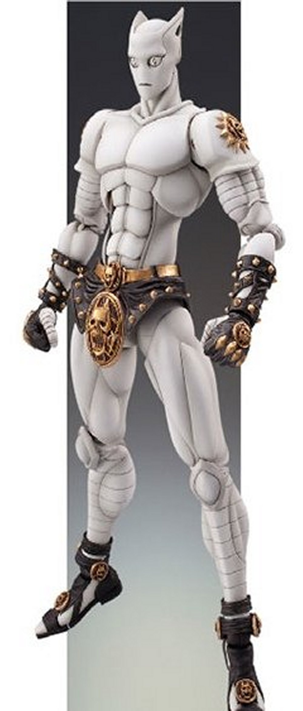 JoJos Bizarre Adventure - Killer Queen Action Statue Part.IV