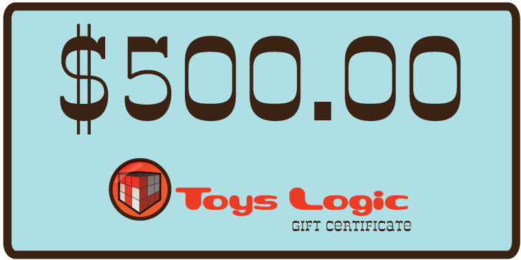 Toyslogic $500.00 Gift Card