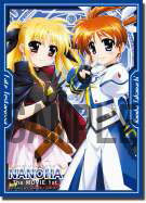 Bushiroad Sleeve Collection - HG Vol 114 Magical Girl Lyrical Nanoha the Movie 1st - Nanoha & Fate
