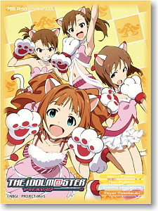 Bushiroad Sleeve Collection - HG Vol 155 The Idolmaster - Mami, Ami, Yukiho & Yayoi
