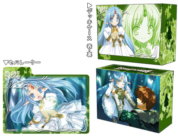 Character Deck Case Collection SP - Sengoku Rance Reset Kalar Card Box