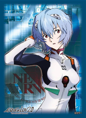 Character Sleeve Collection - Evangelion 2.0 - Rei Ayanami Sleeve Pack
