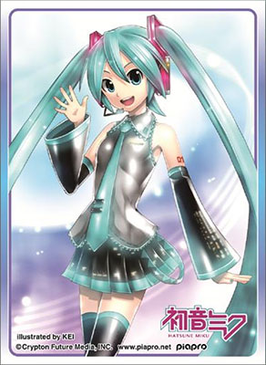 Chara Sleeve Collection No.152 - Vocaloid - Hatsune Miku Pack