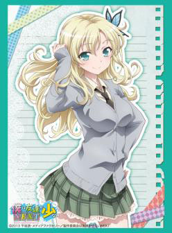 Bushiroad Sleeve Collection - HG Vol.492- Boku wa Tomodachi ga Sukunai NEXT - Sena Kashiwazaki