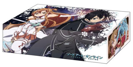 Bushiroad Storage Box Collection - Vol.63 Sword Art Online