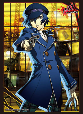 Bushiroad Sleeve Collection HG Vol.514 - Persona 4 Arena - Naoto Shirogane Pack