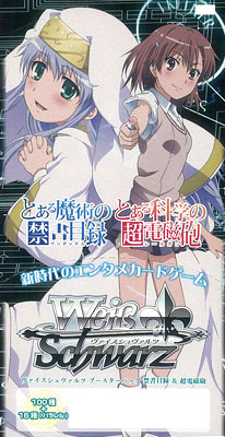 Weib (Weiss Schwarz) - To Aru Majutsu no Index and Railgun Booster Pack