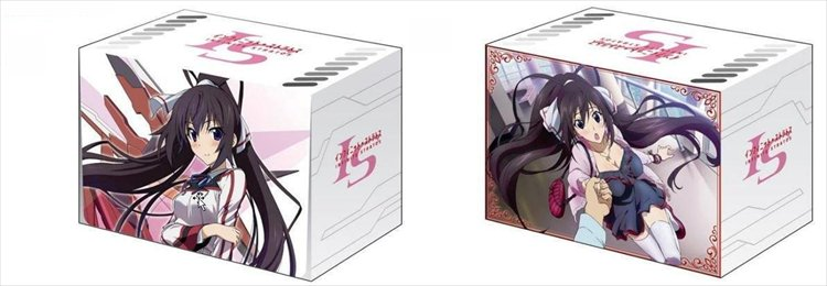 Bushiroad Deck Holder Collection - Infinite Stratos vol 162 Shinonono Hoki