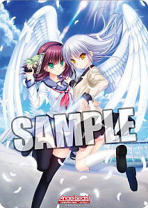 Angel Beats Operation Wars- Play Mat
