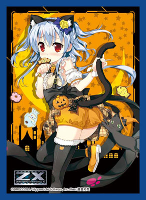 Z/X Zillions of Enemy X- Azumi Kagamihara (Halloween) Character Sleeve Collection
