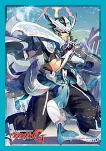 Bushiroad Sleeve Collection Mini Vol.135 Card Fight Vanguard G Blue Sky Knight Altmile