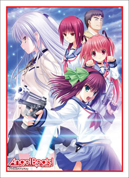 Bushiroad Sleeve Collection HG Volume 776- Angel Beats Pack