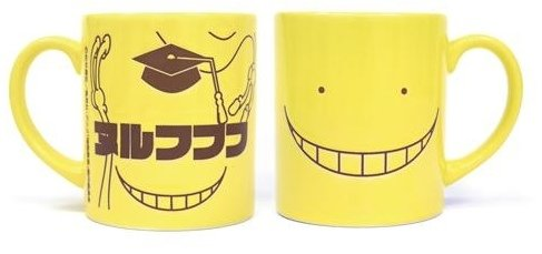 Assassination Classroom- Character Mug