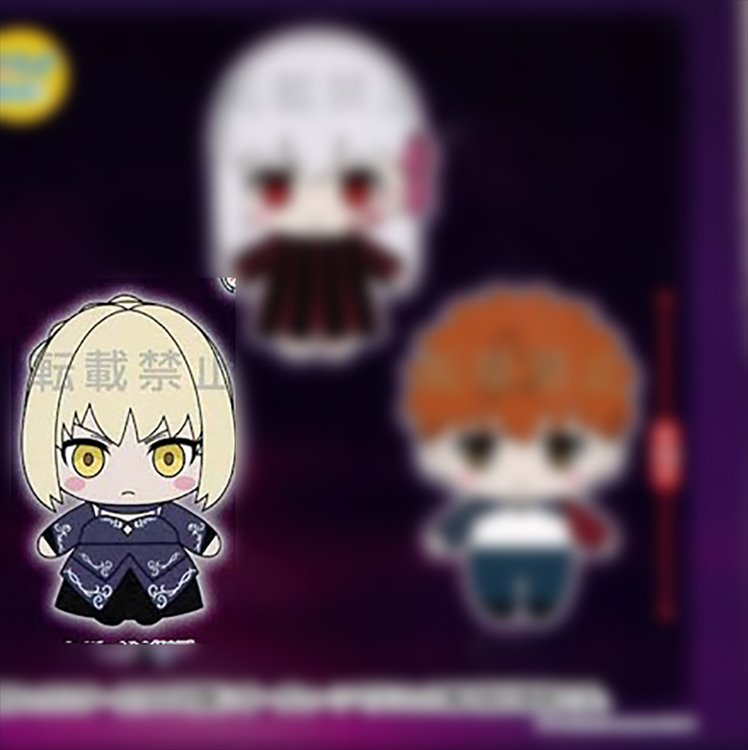 Fate Stay Night Heaven Feel - Saber Plush