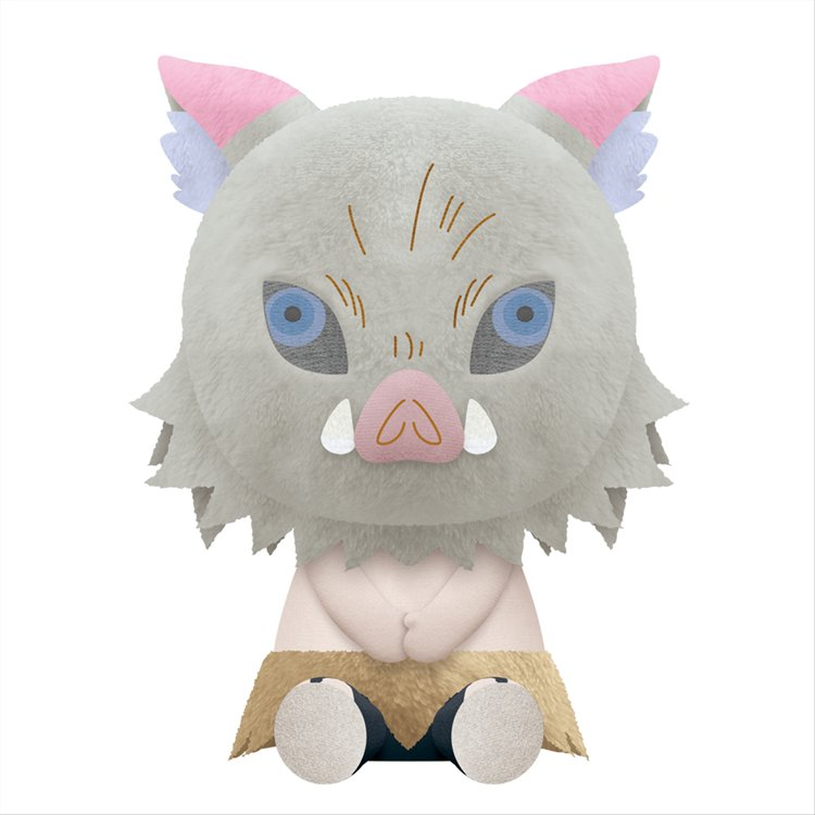 Demon Slayer - Inosuke Banpresto Medium Plush