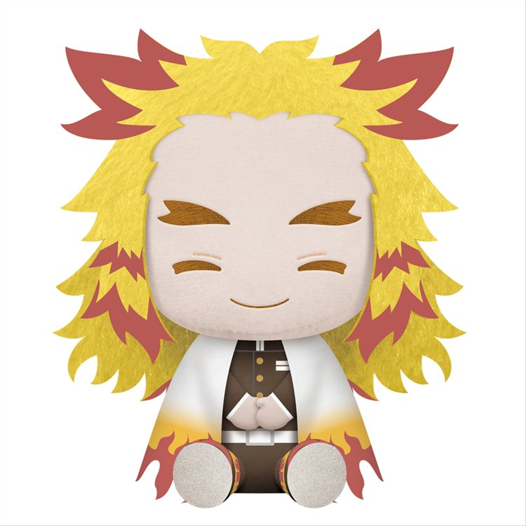 Demon Slayer - Kyojuro Banpresto Medium Plush