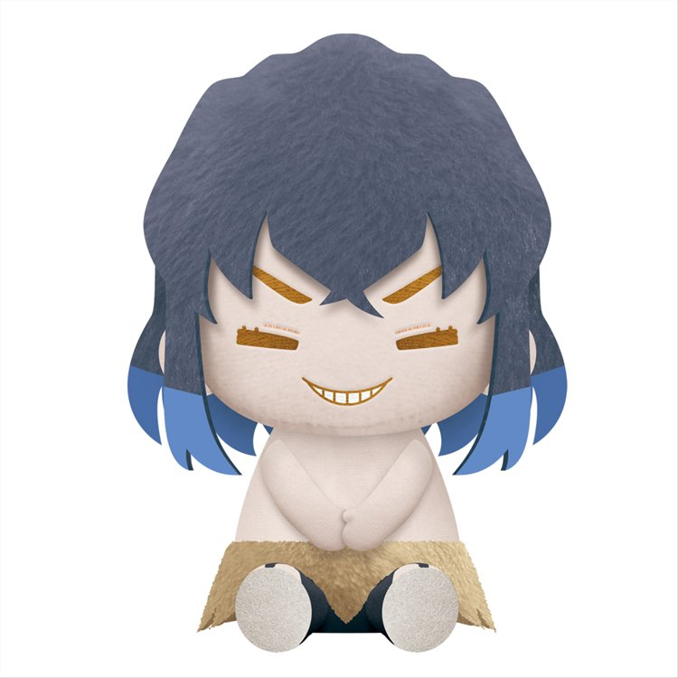 Demon Slayer - Inosuke without Mask Banpresto Medium Plush