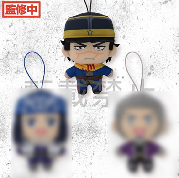 Golden Kamuy - Saichi Sugimoto Small Plush
