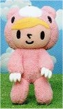 Gloomy Bear - Petey Plush with Gloomy Costume (Pink)