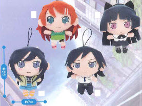 Ore no Imoto ga Konna ni Kawaii Wake ga Nai - Mascot Single plush Charm
