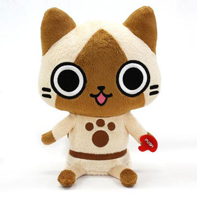 Monster Hunter - AIROU Dancing Plush