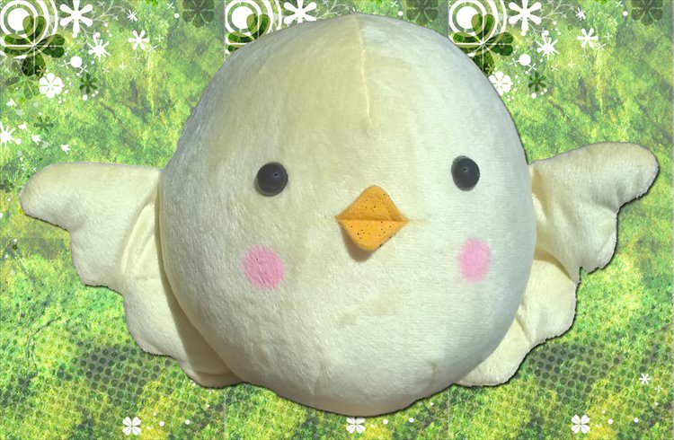 Koro Koro - Anime Bird Plush