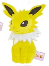 Pokemon - I Love Eevee Jolteon 14cm Plush