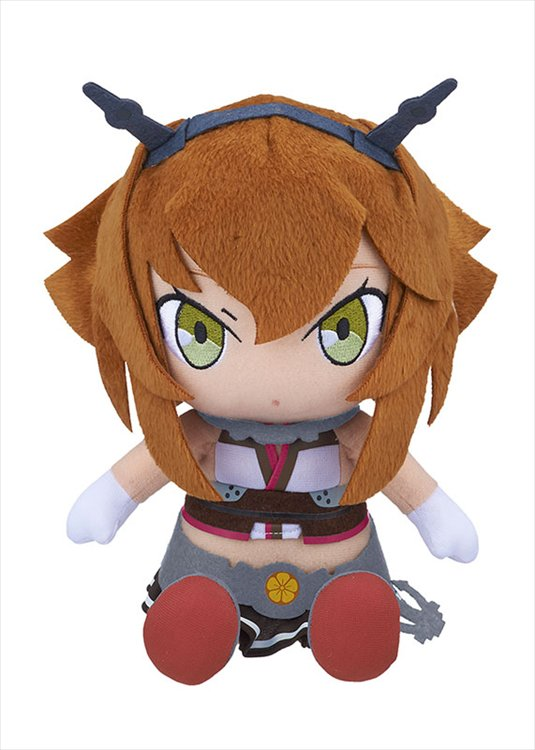 Kantai Collection- Mutsu Osuwari Plush