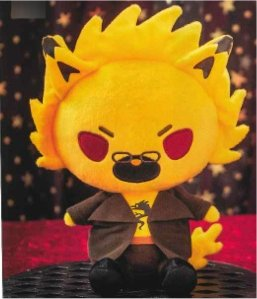 Show By Rock - Yaiba Plush