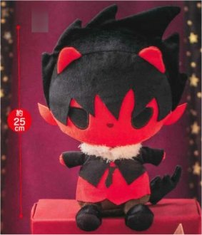 Show By Rock - Crow Plush