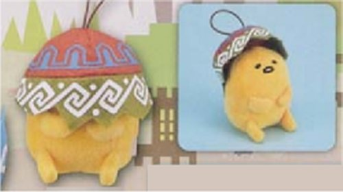 Gudetama Keshigomu - Little Plush C