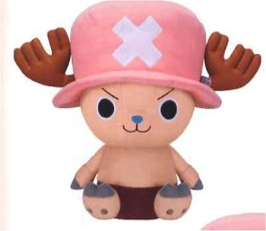 One Piece - Tony Tony Chopper Plush