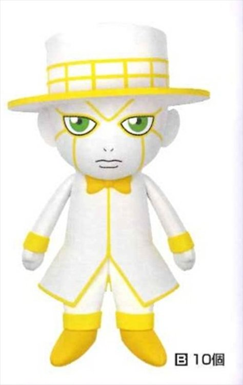 JoJos Bizarre Adventure - Heavens Door Plush
