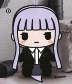 Danganronpa 3 The End of Kibougamine Gakuen - Kirigiri Plush Keychain