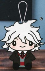 Dangan Ronpa 3 The End of Kibougamine Gakuen - Nagito Komaeda Plush