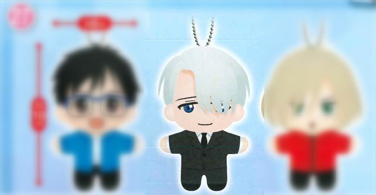 Yuri on Ice - Victor Nikiforov Plush