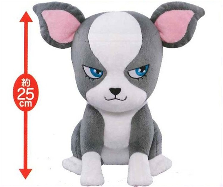 JoJos Bizarre Adventure - I Love Iggy Plush