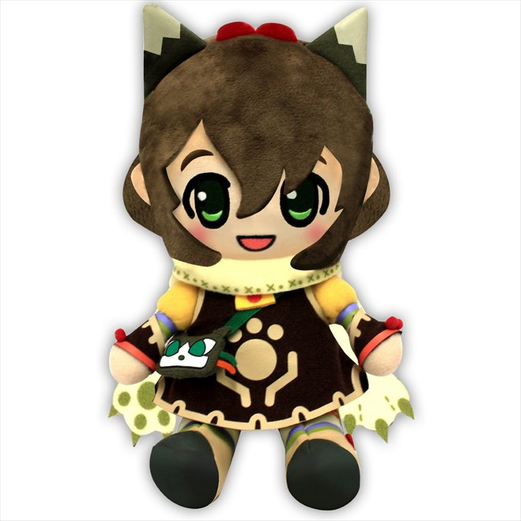 Monster Hunter Double Cross - Millsy Plush toy