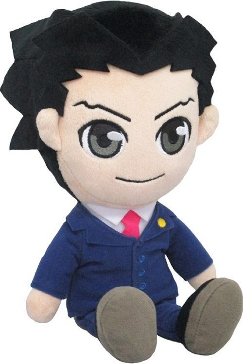 Ace Attorney - Phoenix Wright Plush