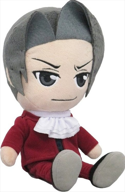 Ace Attorney - Miles Edgeworth Plush